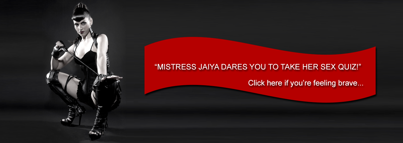 Mistress-Jaiya-Sex-Quiz